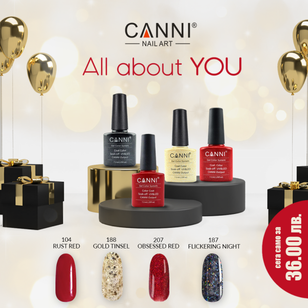 CANNI All about YOU Set 2